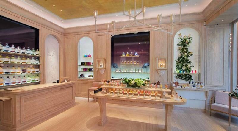 Guerlain returns to Place Vendôme with dedicated fragrances boutique-