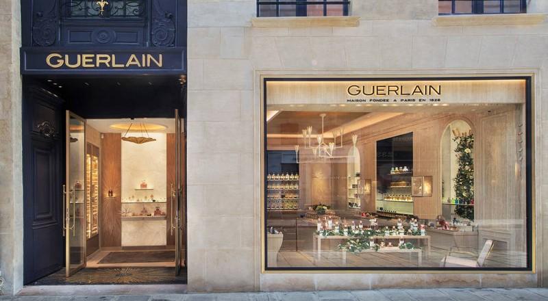 Guerlain returns to Place Vendôme with dedicated fragrances boutique