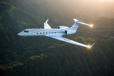 Production Winding Down For Iconic Aircraft That Set The Standard For Large-Cabin and Long-Range Performance