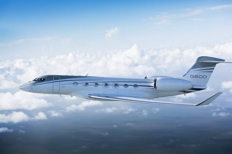 Gulfstream G600 business jet announced a second range increase