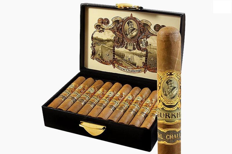 Gurkha Cigars Royal Challenge