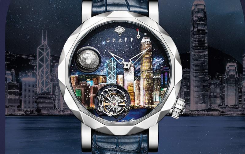 GyroGraff - A-GyroGraff-Hong-Kong-Skyline-watch-by-Graff
