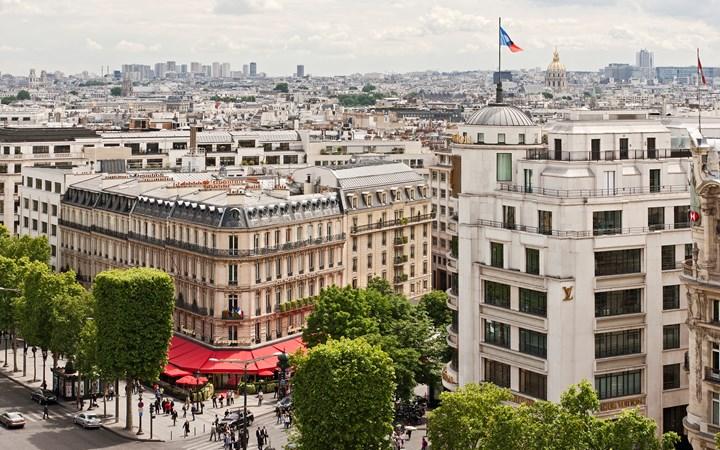 Hôtel Barrière Le Fouquet's Paris in Paris, France- new luxury hotel openings 2017-2018-