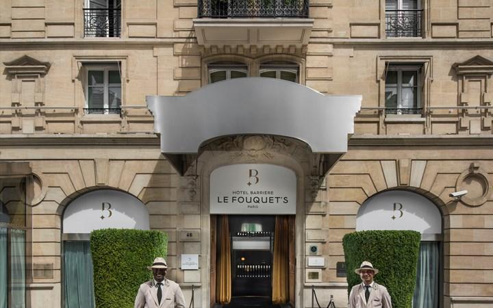 Hôtel Barrière Le Fouquet's Paris in Paris, France- new luxury hotel openings 2017