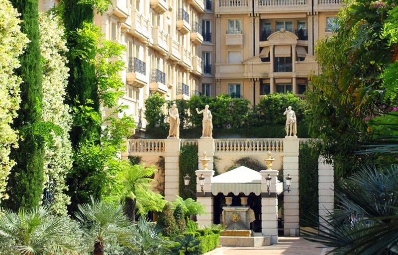 Hôtel Métropole Monte-Carlo Gardens