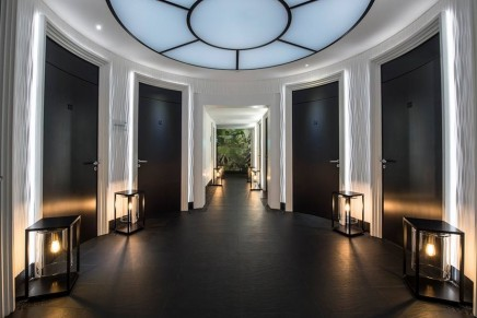 The House of Givenchy presents its first spa in Monaco
