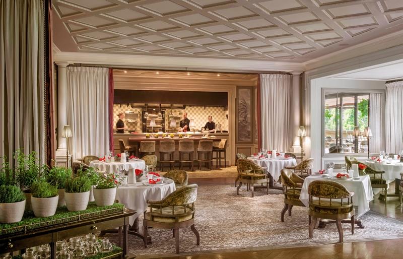 Hôtel Métropole Monte-Carlo The Bar