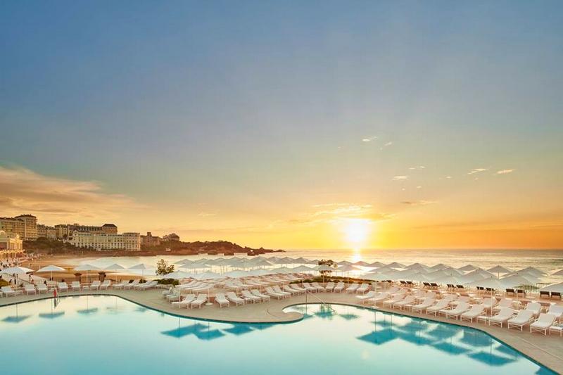 Hôtel du Palais Biarritz - the pool