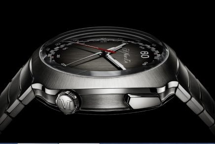 H.Moser & Cie's biggest watch launch in a decade: Streamliner Flyback Chronograph Automatic