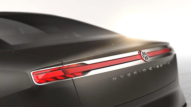 H600 eco-sustainable luxury sedan