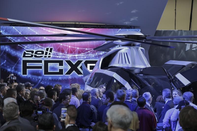 HAI Heli-Expo Opening Ceremony