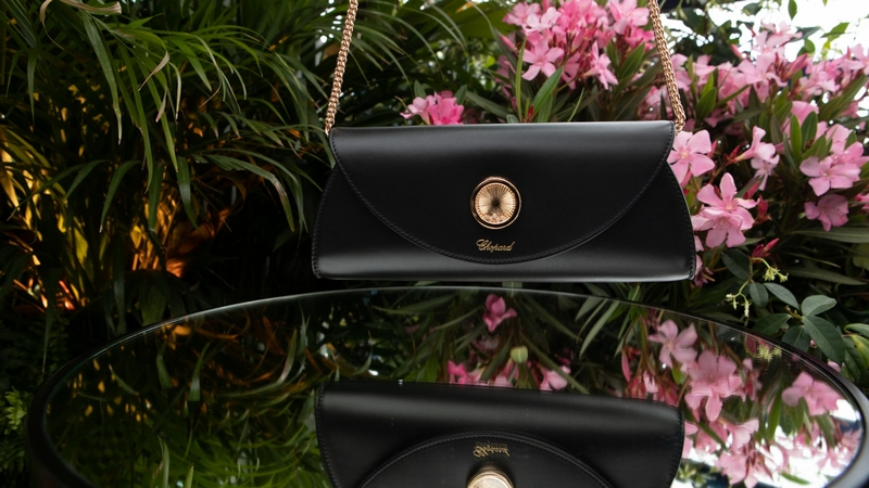 HAPPY CLUTCH RED CARPET LIMITED EDITION CHOPARD