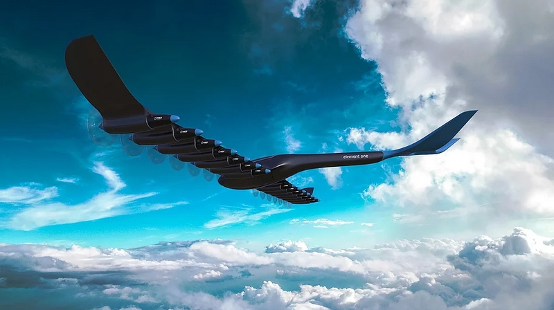 HES Element One aircraft concept-