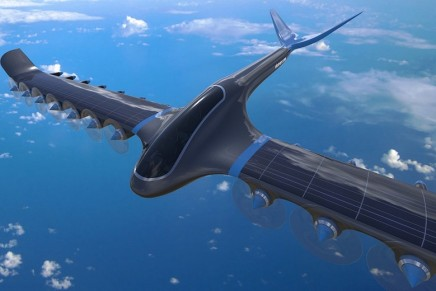 Element One hydrogen-powered aircraft to pioneer a new form of aerial mobility