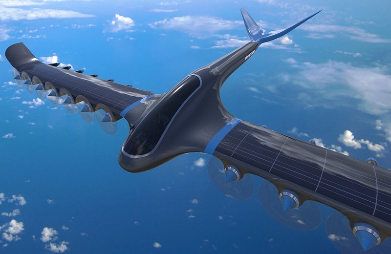 HES Element One aircraft concept