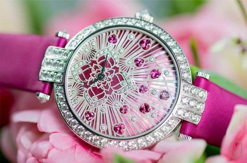 HW Premier Precious Love Automatic watch for 2017