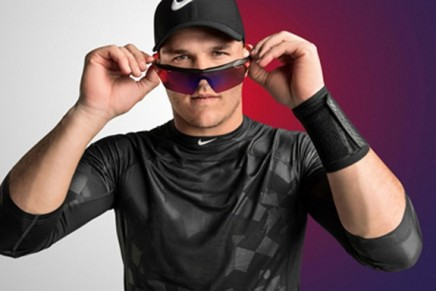 The Hyperforce Elite Training sunglasses are built for us, the athletes