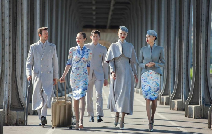 Hainan Airlines Global - new uniforms