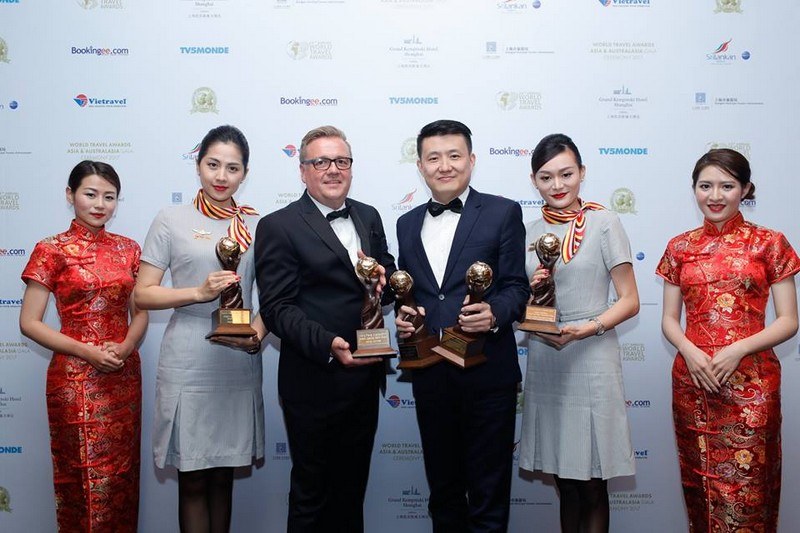 Hainan Airlines Global - winner of FIVE awards
