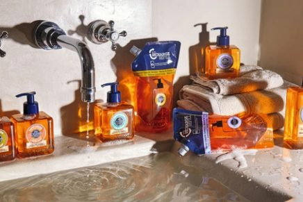 L'Occitane En Provence is Donating Over 186K Units of Hygiene Supplies to Clean the World