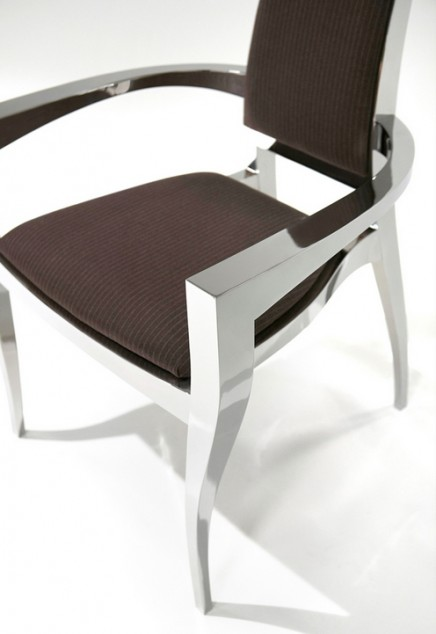 Handcrafted in Los Angeles - The $25,000 Maximillian Chair Limited Edition