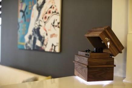Handmade in Canada: First luxury handcrafted cannabis storage box