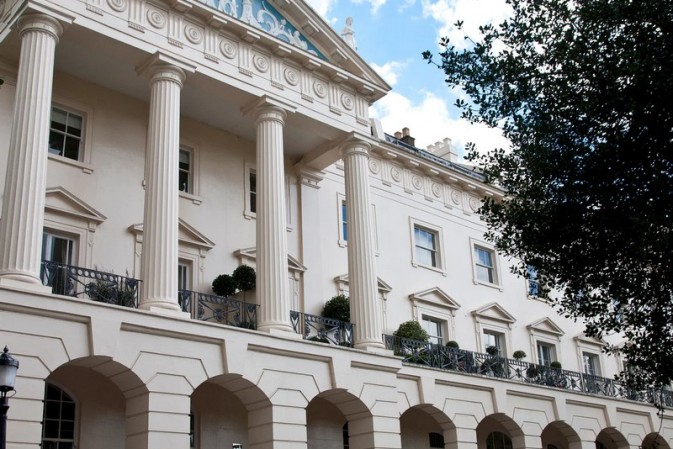 Global super-rich agreeing to rent luxury London homes without visiting