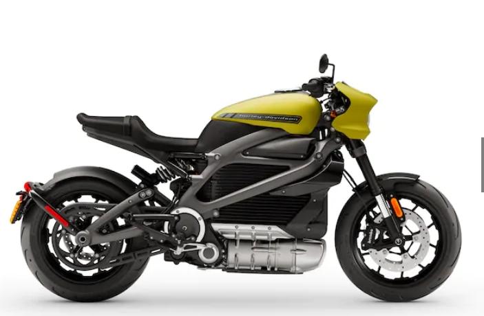 Harley-Davidson Livewire 2019-