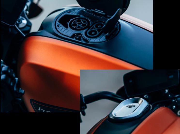 Harley-Davidson Livewire 2019 - details