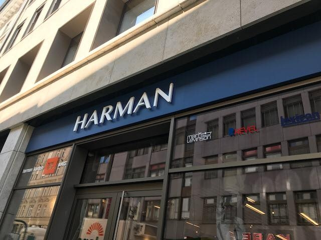 Harman is opening of its first Experience Store in Europe