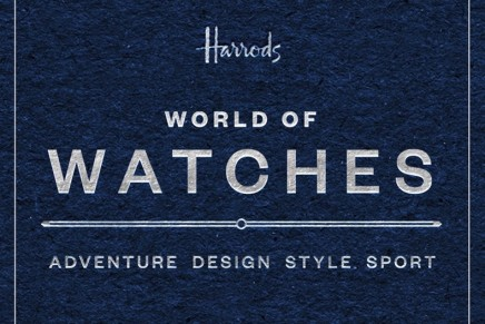 Fine Watches at Harrods – A time-travelling trip through the design, artistry, and technology of luxury watches