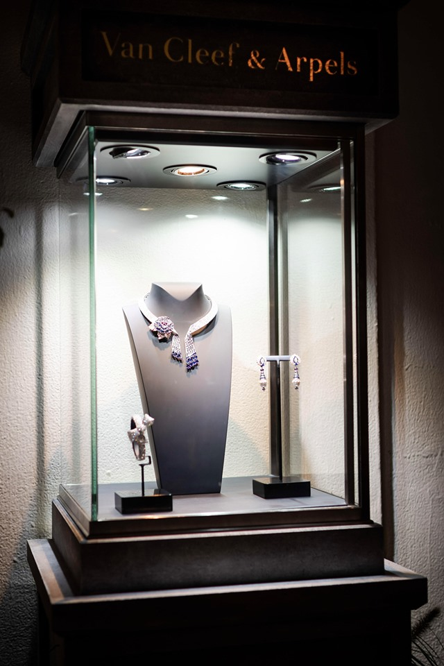 Harrods opens the doors to the rarefied realm of high jewellery-2019-