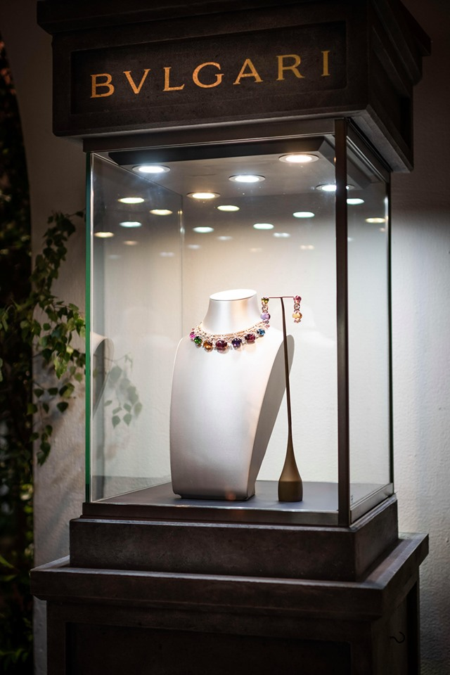 Harrods opens the doors to the rarefied realm of high jewellery-2019