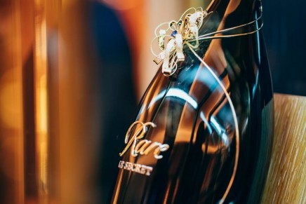 Harrods unveils jewel-encrusted champagne at £115,000 a pop