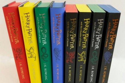 JK Rowling's Harry Potter fuels Bloomsbury profit rise