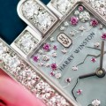 Harry Winston Avenue Classic Cherry Blossom for Baselworld2017