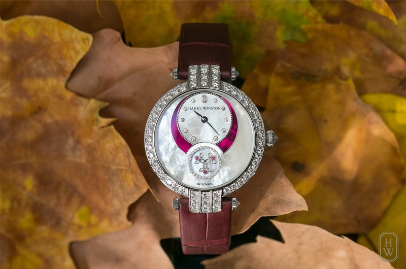 Harry Winston Ladies Watches 2018- Premier Diamond Second by Harry Winston