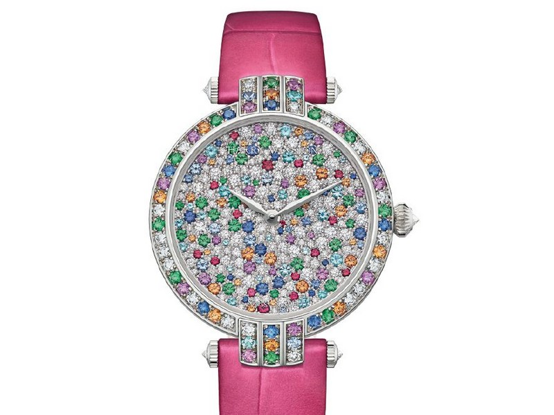 Harry Winston Premier Winston Candy Automatic 31mm
