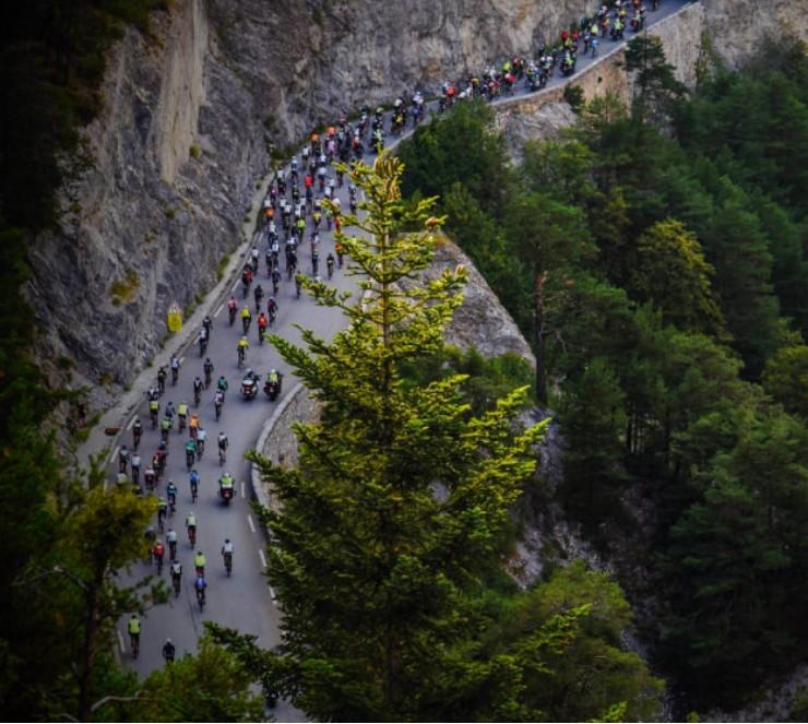 Haute Route Amateur Riders