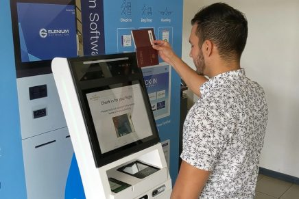 The first airline to test innovative technology identifying travellers with medical conditions