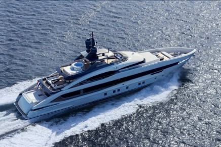 Heesen Project Aquamarine – the perfect custom built yacht for cruising in the Bahamas as well as in the Mediterranean