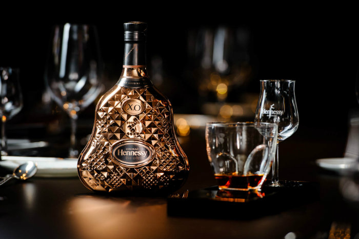 Hennessy Exclusive Bottle by Tom Dixon