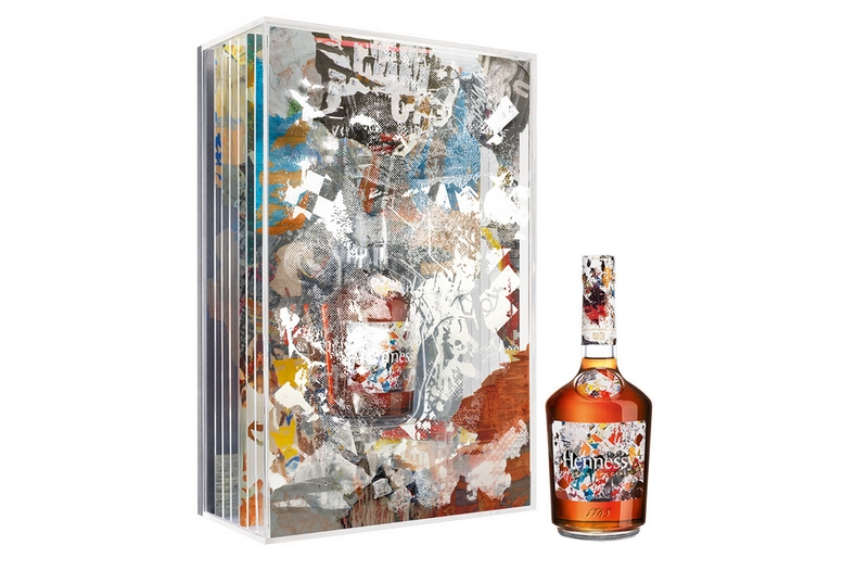 Hennessy Very Special Collector's Edition By Vhils