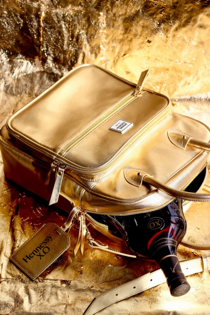 Hennessy X.O East Meet West Travel Bag by Opening Ceremony-