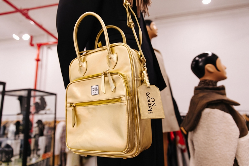 Hennessy X.O East Meet West Travel Bag by Opening Ceremony-2018