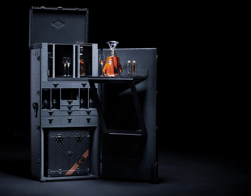 Hennessy unveils Paradis Imperial Trunk & Nomad Case by Louis Vuitton