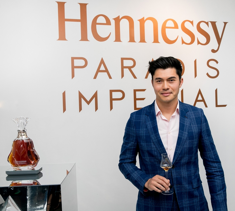 Henry Golding is joining Hennessy as their first official Prestige ambassador