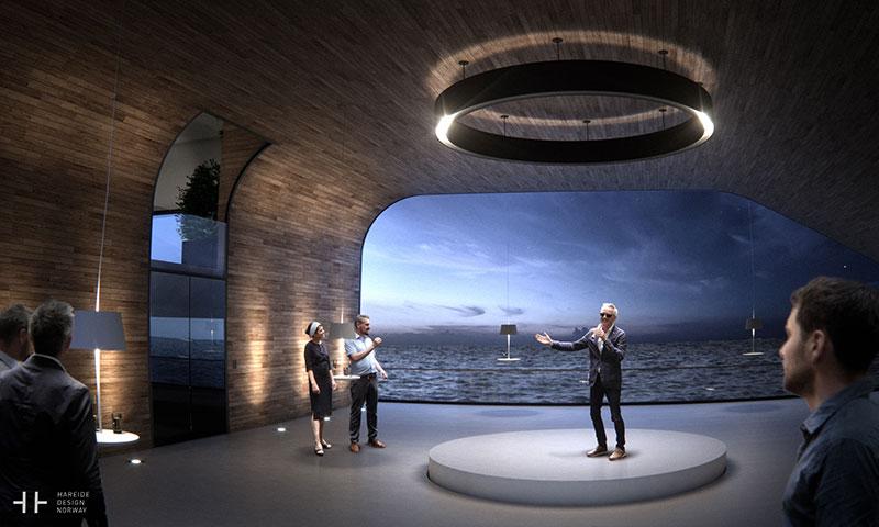 HereideDesign - 108M mega yacht concept