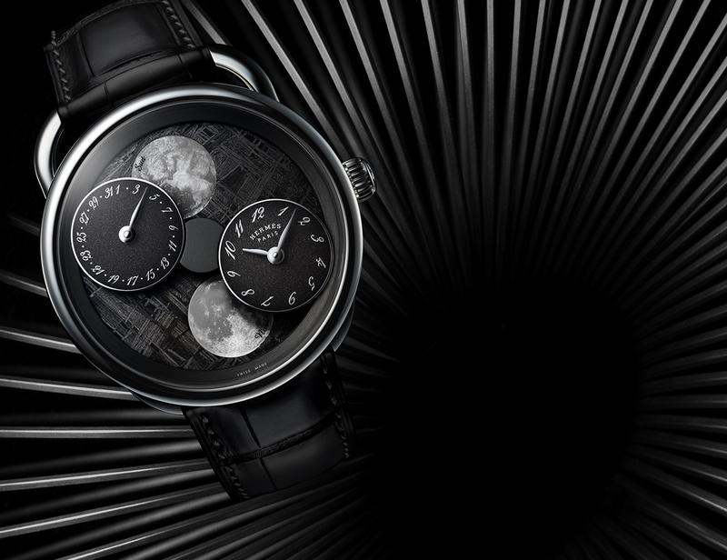 Hermès Arceau L'Heure de la Lune watch-SIHH 2019-01