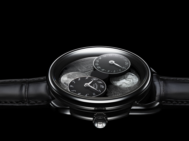 Hermès Arceau L'Heure de la Lune watch-SIHH 2019